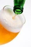 Cerveza dorada fría # 2 Fotografía de archivo libre de regalías