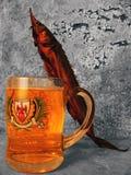 Cerveza fresca Fotografía de archivo