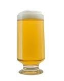 Cerveza simple Imagen de archivo libre de regalías