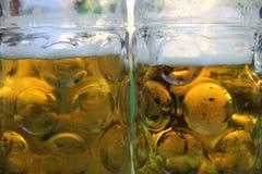 Cerveza total Foto de archivo