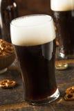 Cerveza valiente oscura de restauración Foto de archivo