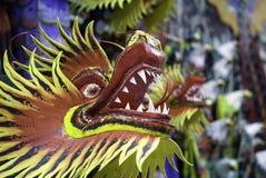 Cervi volanti di Balinese Fotografie Stock