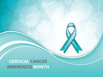 Cervical Cancer Awareness Month Stock Photos