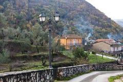 Cervinara Valle Caudina Benevento Royaltyfria Foton