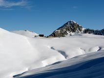 Cervinia Stock Photography