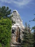 Cervino en Disneyland Imagen de archivo