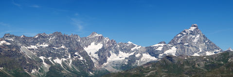 Cervino (Matterhorn) Peak