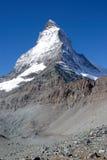Cervino Suiza fotografía de archivo