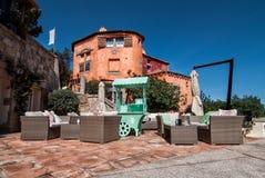 cervo italy porto sardinia Fotografering för Bildbyråer