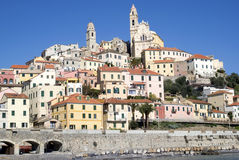 Cervo. Liguria-Italy Royalty Free Stock Photo