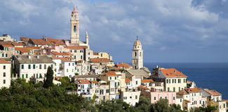 Cervo. Liguria-Italy Stock Photo