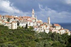 Cervo. Liguria-Italy royalty free stock image