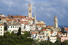 Cervo, Liguria-Italy Royalty Free Stock Image