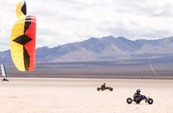 Cervo volante Buggying immagini stock libere da diritti