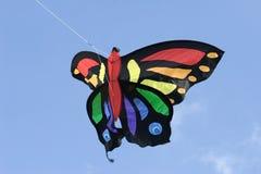 Cervo volante della farfalla Fotografia Stock