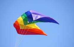 Cervo volante di Parasail Fotografia Stock Libera da Diritti