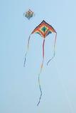 Cervo volante multicolore Fotografia Stock Libera da Diritti