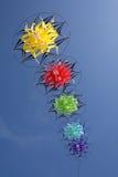 Cervo volante multicolore Fotografie Stock Libere da Diritti