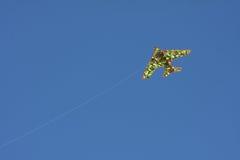 Cervo volante nel cielo Immagini Stock