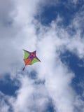 Cervo volante nel cielo Fotografia Stock Libera da Diritti