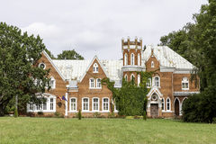 Cervonka-mainor Schloss in Lettland Lizenzfreie Stockfotos