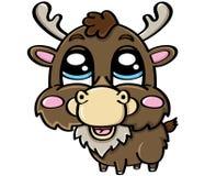cervos bonitos Imagem de Stock Royalty Free