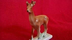 Cervos feitos da porcelana fotos de stock royalty free