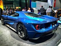 CES Ασία 2015 Ford Στοκ Φωτογραφία