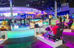 CES 2013 Royalty Free Stock Image