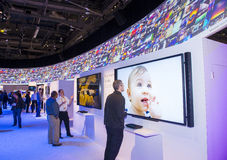 CES 2013 Stock Photography