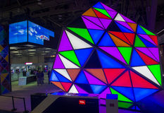 CES 2014 Stock Photography
