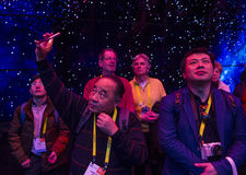 CES 2017 Stock Photography