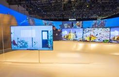 CES 2015 Στοκ Φωτογραφία