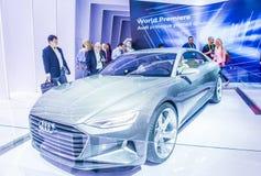 CES 2015 Royalty-vrije Stock Foto's