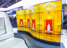 CES 2016 Royalty-vrije Stock Foto
