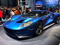 CES Asia 2015 Ford Royalty Free Stock Photos