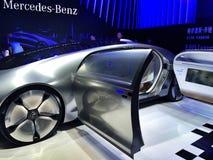 CES Asia 2015 Mercedes-Benz Stock Photography