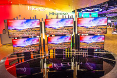 CES 2015 Stock Photography