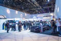 CES 2015 Royalty Free Stock Photo