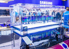 CES 2015 Royalty Free Stock Image
