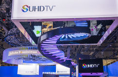 CES 2015 Royalty Free Stock Photos