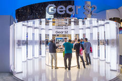 CES 2016 Royalty Free Stock Photography