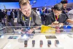 CES 2015 Stock Photos