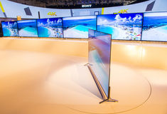 CES 2015 Royalty Free Stock Images