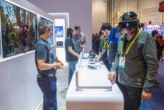 CES 2017 Royalty Free Stock Photo