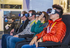 CES 2016 Stock Photography