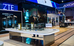 2016 CES-Produkt-Ausstellung Lizenzfreie Stockfotografie