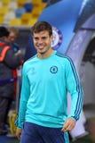 Cesar Azpilicueta of FC Chelsea Royalty Free Stock Images