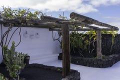 Cesar Marique Foundation, Lanzarote Stock Photos