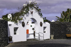 Cesar Marique Foundation, Lanzarote Royalty Free Stock Image